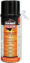 Straw Foam Fireblock