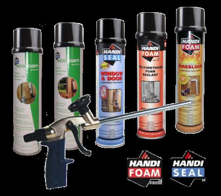 Gun Foam Product Line