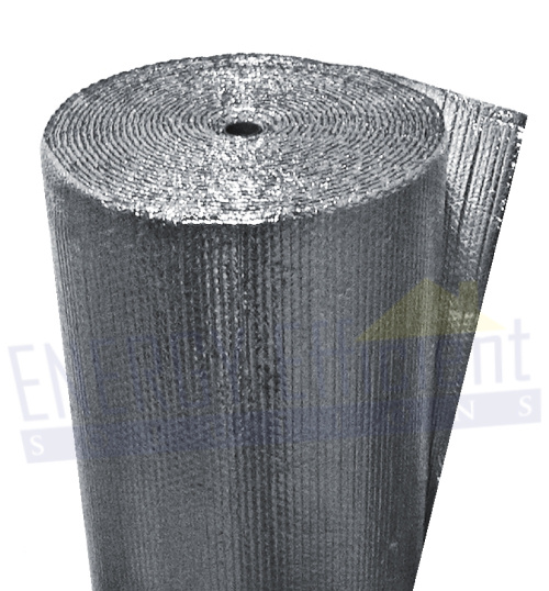 Foil Bubble Wrap Insulation Single Double Foil Wrap Insulation