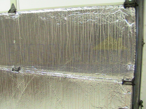 Garage Door Insulation Kit Images