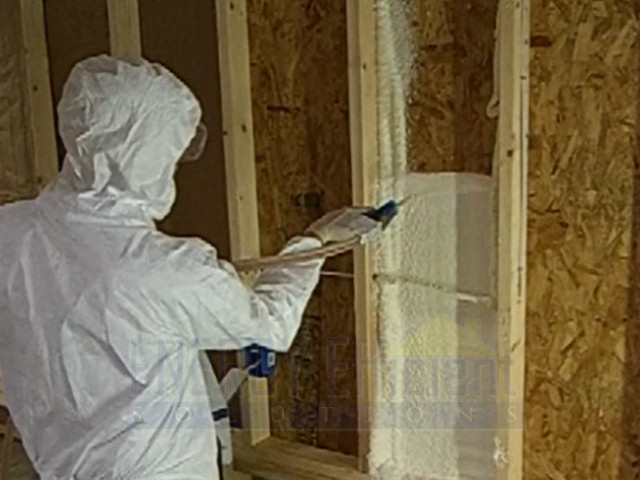 Spray Foam Pictures