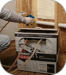Spray foam insulation kits low pressure expanding polyurethane spray foam kit solutioingenieria Choice Image