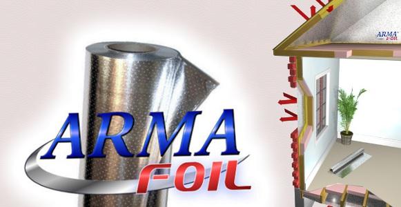 ARMA FOIL Radiant Barrier