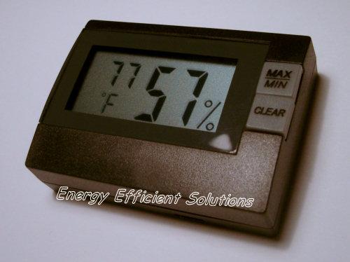 Mini-Hygro Thermometer