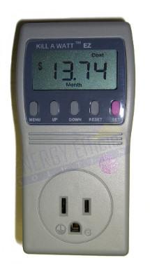 Kill a Watt Power Meter