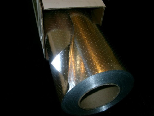 Arma Foil Perforated Radiant Barrier Foil Insulation