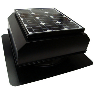 Solar Powered Fan: AB-252A