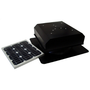 Solar Powered Fan: AB-252D